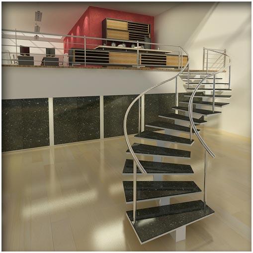 escadas externas jardim : escadas externas jardim:Escadas Pré Moldadas Zona Leste